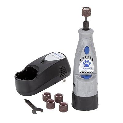 Dremel 7300-PT 4.8V Cordless Pet Dog Nail Grooming & Grinding Tool