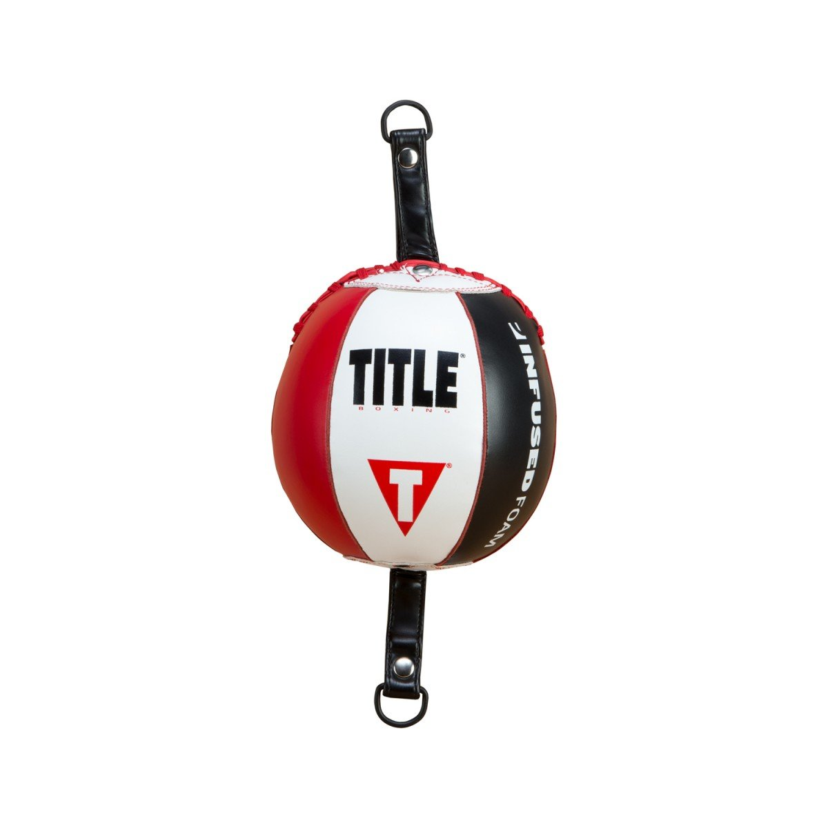 Title Infused Foam Double End Bags, 7'' by Title Boxing
