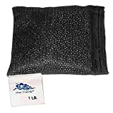 Sea Pearls Soft Mesh Weights - Black - 1LB x 2