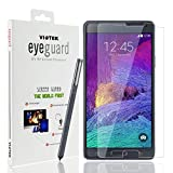 Viotek Next Generation Eyeguard Anti Blue Light 2.5D Curved Tempered Glass Screen Protector for Note 4