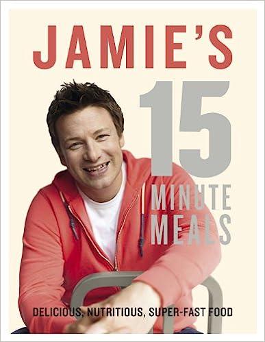 Jamie's 15-minute Meals por Jamie Oliver epub