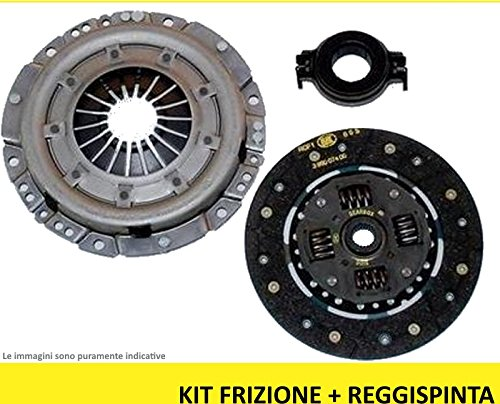 Kit Embrague y volante Luk 626 3028 00 + 415 0325 10: Amazon.es: Coche y moto