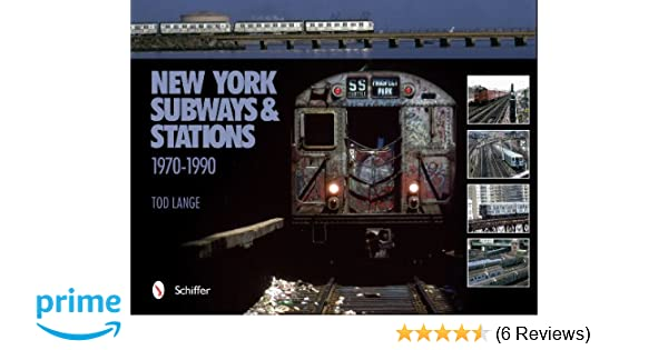 New York City Subway Map April 15 1990.New York Subways And Stations 1970 1990 Tod Lange 9780764338496