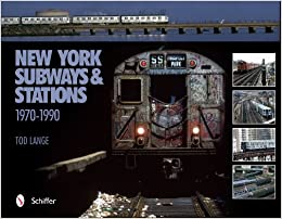 New York City Subway Map April 15 1990.New York Subways And Stations 1970 1990 Tod Lange