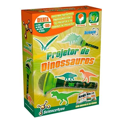 Projetor De Dinossauros - Science4You