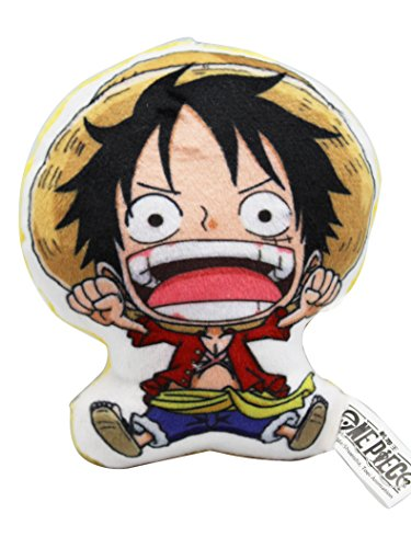 One Piece Monkey D. Luffy Mini Graphic Plush Toy
