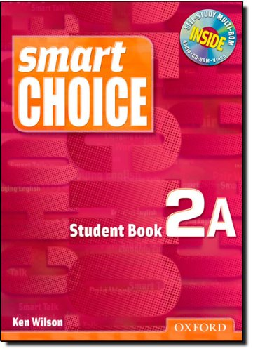 Smart Choice 2: Student Book A with Multi-ROM Pack
