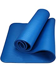 Ufit Yoga Mat With Carrying Bag - Blue