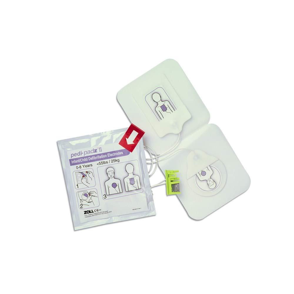 Electrodos pediátricos para desbrillador ZOLL AED +: Amazon.es ...