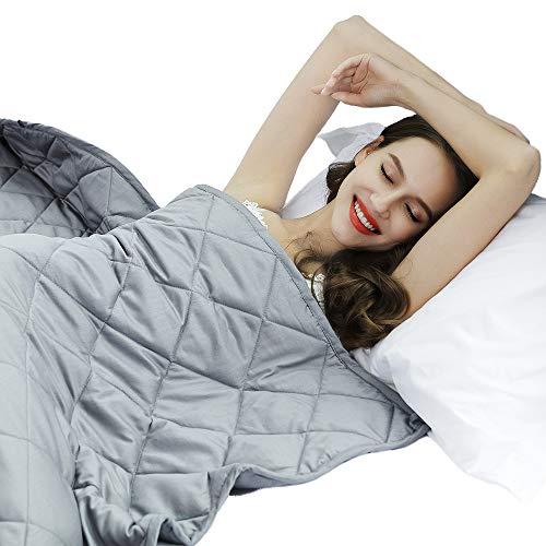 WarmHug Weighted Blanket (20lbs,60
