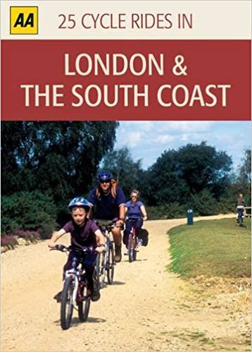 London and the South Coast AA Cycle Rides ,AA Publishing Cycle Rides
