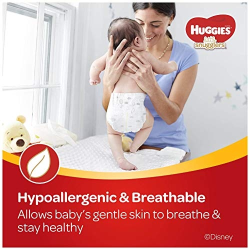Huggies Little Snugglers Baby Diapers, Size 5, 120 Ct, One Month Supply
