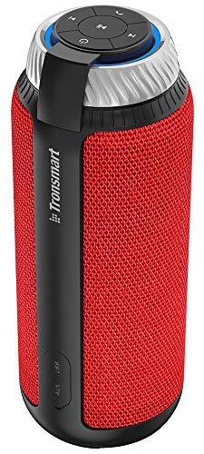 Alto-falante Bluetooth portátil com som estéreo superior Tronsmart Element T6