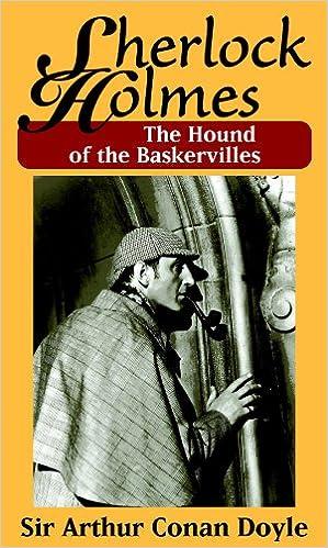 Arthur conan doyle: the hound of the baskervilles [large print.