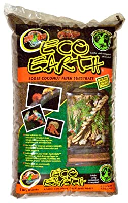 Zoo Med 26084 Eco Earth Loose Bag, 24 quart from Zoo Med