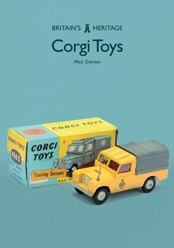Corgi Toys  Britain's Heritage