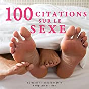 100 citations sur le sexe |  divers auteurs