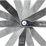 JEGS 80501 Offset 12-Blade Feeler Gauge Kit