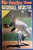 The Sporting News Official Baseball Register, 1989, News; Sporting, 0892042931
