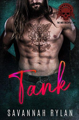 Tank (The Bad Disciples MC Book 3) cover