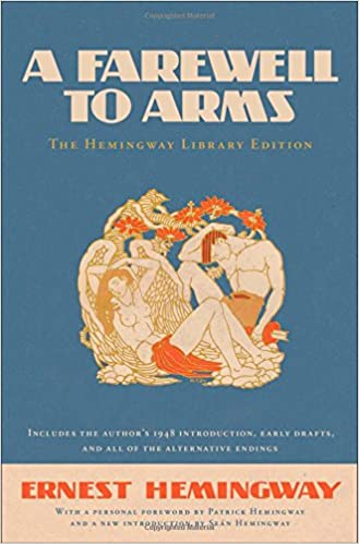 literature review of a farewell to arms