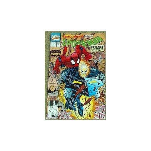 Spider-man #18 Revenge of the Sinister Six, Part 1 (Ghost Rider Side by Side, 1) (Spider Man Revenge Of The Sinister Six)