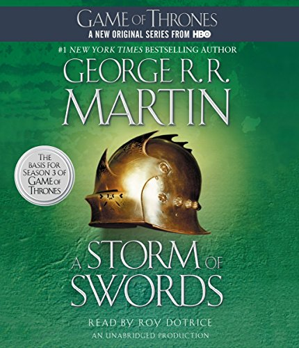 A Storm of Swords: A Song of Ice and Fire: Book Three by Brand: Random House Audio
