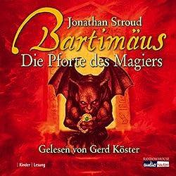 Die Pforte des Magiers (Bartimäus 3)