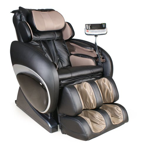 Osaki OS4000A-FWG Model OS-4000 Zero Gravity Executive Fully Body Massage Chair, Black, Includes FREE White-Glove Delivery in the US excluding Hawaii, Alaska and Puerto Rico