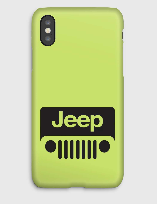 Jeep Mojito cover iPhone XS, XS Max, XR, X, 8, 8+, 7, 7+, 6S, 6, 6S+, 6+, 5C, 5, 5S, 5SE, 4S, 4,