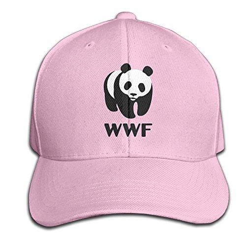 Price comparison product image Men's Hit Color WWF Pattern Panda Pattern Animals Lover Snapbacks