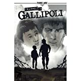 img - for Trapped in Gallipoli (Timeline Graphic Novels) book / textbook / text book