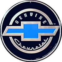 Genuine Chevy Circle Sign