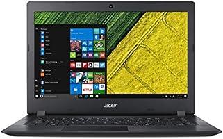 """Acer Aspire 1 A114-31-C485 - Processore Intel Celeron N3350, Ram 4 GB DDR3, eMMC 64GB, Display LCD 14"""" HD (1366x768), Windows 10 S, Acer CineCrystal, Nero"""