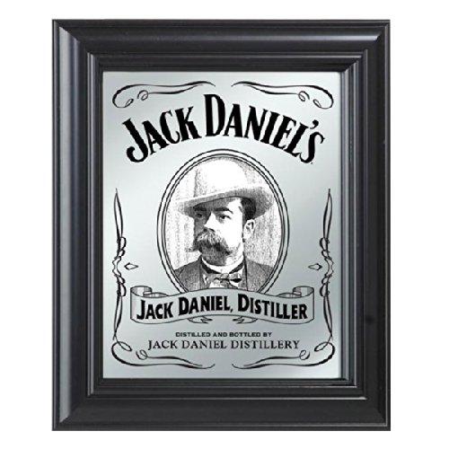 Ace Hardware Jack Daniel's Portrait Framed Mirror