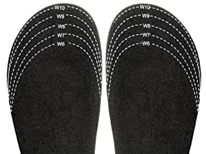 Sloggers Cut-to-fit Half-Sizer fit Adjusting Insole - Style 330BK