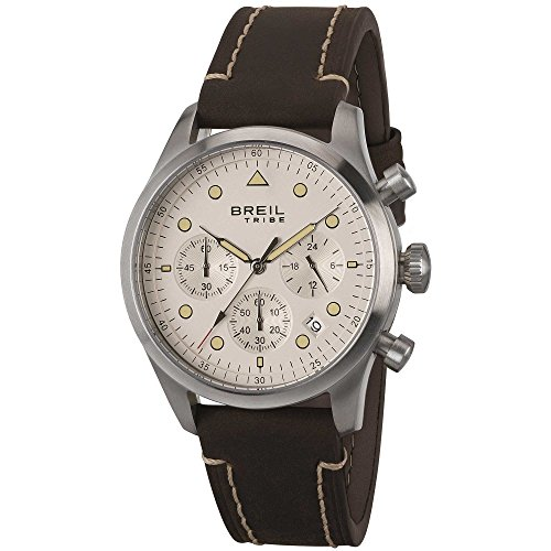 BREIL TRIBE SPORT 40 mm CHRONOGRAPH MEN'S WATCH