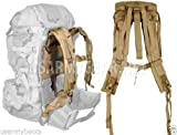 NEW Made in USA Military MOLLE Desert Shoulder Straps. Condition: Brand New in Bag. NSN: 8465-01-491-7513. BRAND NEW IN BAG - What can we say about these Great Shoulder Straps except they are the best engineered for Comfort & Quick Release that w...