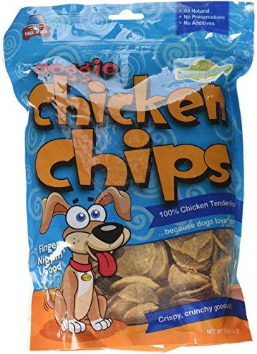 dog chicken chips - 1