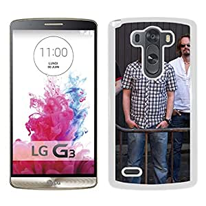 Beautiful Designed Cover Case With Pillar Band Watches Stairs Door (2) For LG G3 Phone Case
