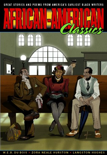 Search : African-American Classics (Graphic Classics, Vol. 22)