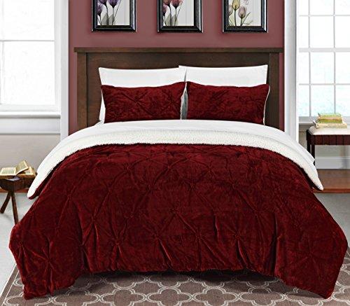 Burgundy Bedding: Amazon.com