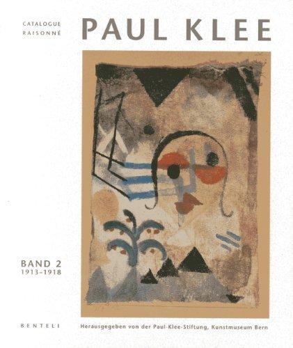 Paul Klee Catalogue Raisonn?: Werke 1913-1918 (Volume 2) by Antique Collectors' Club (2000) Hardcover