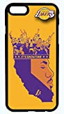 #LABron LeBron Illustration Lakers Basketball Phone Case Cover - Select Model