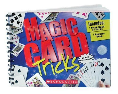 Download Magic Card Tricks pdf epub