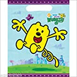 Wow! Wow! Wubbzy! Favor Bags (8ct)