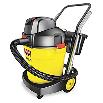 Rubbermaid Commercial 12 5 Gallon Wet And Dry Vacuum