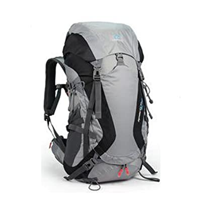 Amazon.com : TOFINE External Frame Camping Backpack with Rain Cover ...