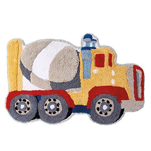 dream FACTORY Trains and Trucks 100% Cotton Dump Truck 20
