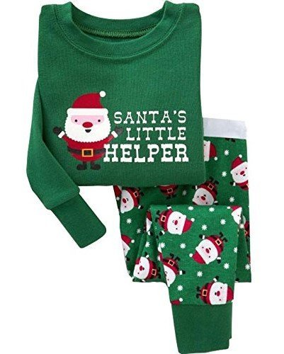 old navy santas little helper christmas pajamas 2 pc 6 12months - Christmas Pajamas Old Navy